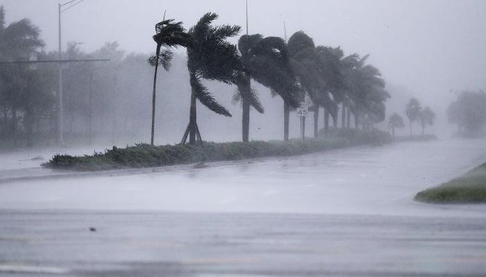 Centro Nacional de Huracanes de EE.UU. prevé que María se convierta en Huracán