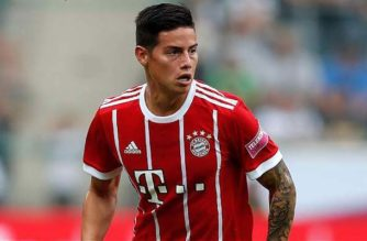 James Rodríguez posible titular ante el Schalke 04