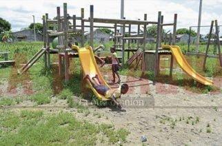 ¡El parque de Villa Melisa se acabó!