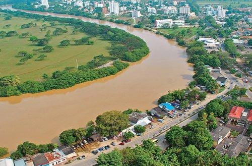 Alerta roja en los ríos Sinú y San Jorge