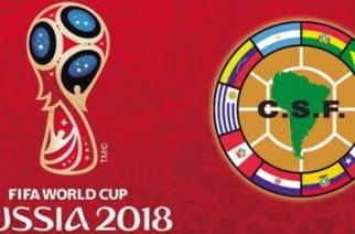 Eliminatoria Rusia 2018: así quedó la tabla tras finalizar la fecha 16
