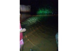 Alerta en San José de Uré por aumento del caudal de quebrada