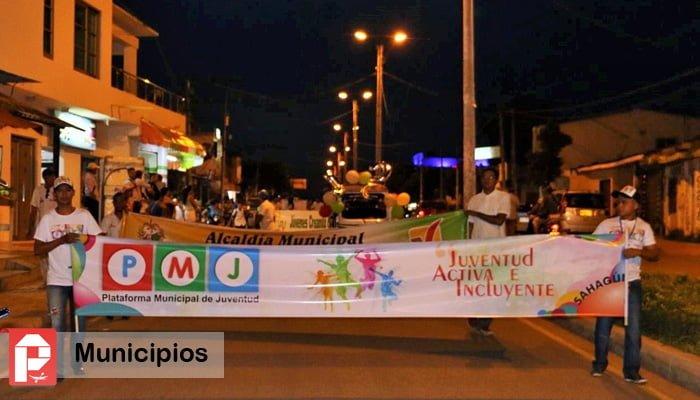 En Sahagún, inició celebración de la Semana de la Juventud