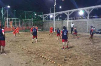 El polideportivo de la Pradera y su cambio de la mano del voleibol