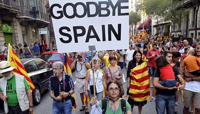 La independencia de Cataluña es rechazada por Colombia