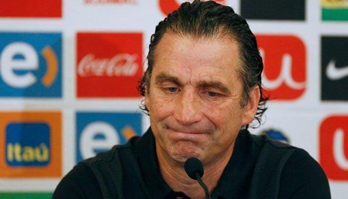 Juan Antonio Pizzi renuncia a la Selección de Chile