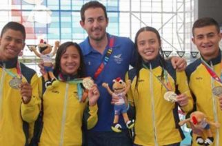 La Loriquera Stefany López ganó medalla de oro en sudamericano