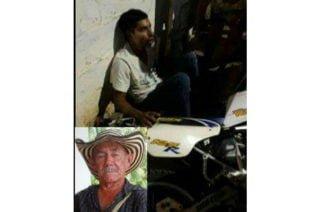 Adulto mayor fue arrollado por una motocicleta en Pueblo Nuevo