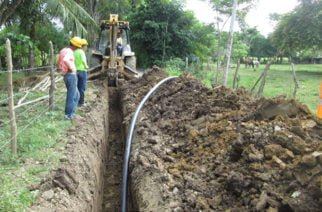 Habitantes de San Isidro y San Anterito a la expectativa por culminación de obras de acueducto