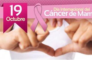 El 19 de Octubre se celebra el Día Mundial contra el Cáncer de Mama