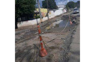 Habitantes de Cereté piden arreglo de vía