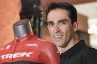 """Contador: """"Me encanta la etapa de 65 kilómetros en los pirineos"""""""