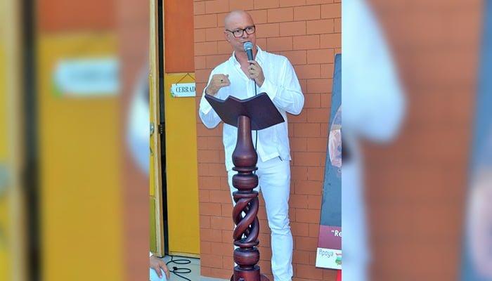 Maestro sahagunense, en taller Nacional de la Red Colombiana de formación docente en Lenguaje