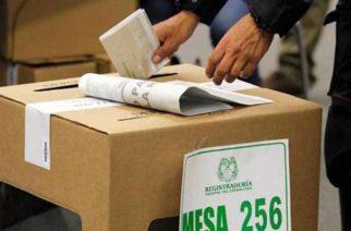 Denuncian fraude electoral en centro de votación de Montería (Video)