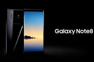 Samsung regaló 200 Note 8 en pleno vuelo