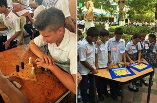 En la celebración de los 55 años de la Normal, se cumplió el Día de las matemáticas