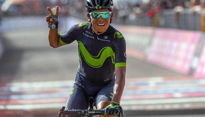 Nairo Quintana y el Tour de Francia