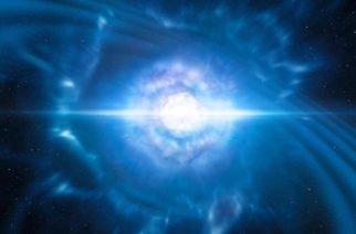 Detectan las ondas generadas por el choque de estrellas de neutrones