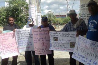 Campesinos cereteanos se sienten olvidados por la administración municipal