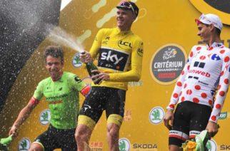 Rigoberto Urán subcampeón del Tour de Shanghái