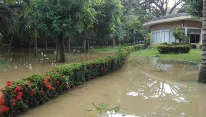 Inundada nuevamente la Ronda del Sinú