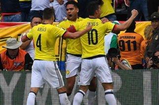 Estas serán las supuestas alineaciones de Perú vs Colombia