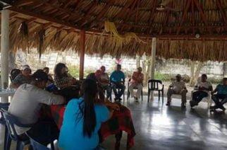 Buscan acercamiento entre líderes sociales en Tierralta