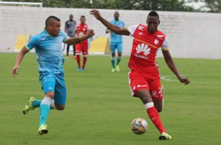 Con la presencia de delantero Wilson Morelos Jaguares enfrenta a Santa Fe