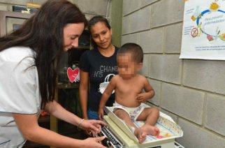 Más de 50 niños con desnutrición aguda en el departamento de Córdoba