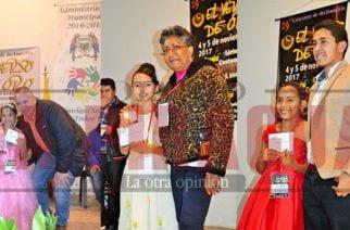 Córdoba aseguró cuatro premios en la gala de honor de la primera jornada del Concurso Nacional de Declamación en Ramiriquí
