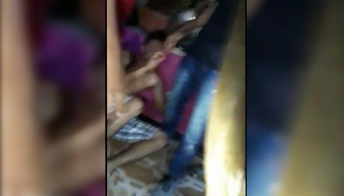 Hombre que intentó robar un celular fue golpeado por la comunidad