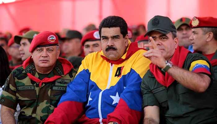 Continúan las sanciones de EE. UU. contra funcionarios venezolanos