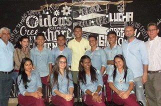 Marceliano Polo entre las instituciones con mayor número de estudiantes Pilos