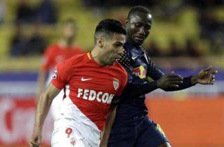 Mónaco perdió 4-1 ante el Leipzig con gol de Falcao