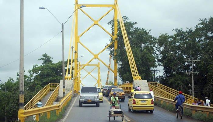 Cierre parcial del Puente Metálico por trabajos de mantenimiento