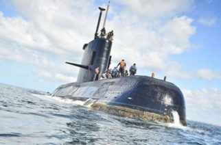 Submarino desaparecido en Argentina le quedan 2 días de supervivencia