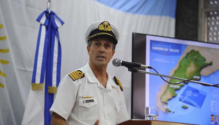Último mensaje del submarino desaparecido en Argentina se filtra en la prensa