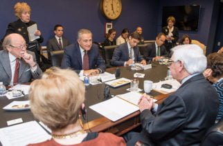 El Vicepresidente General Oscar Naranjo en Washington