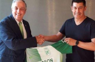 Atlético Nacional tiene nuevo técnico