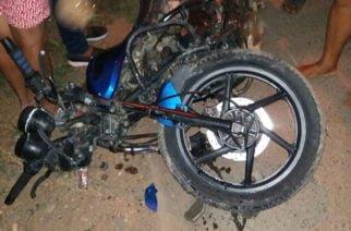 Hombre murió en la vía a Tierralta tras chocar su moto contra un camión