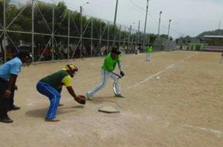 Domingo softbolero en Ciénaga de Oro