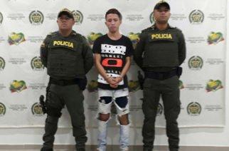 Capturado hombre que extorsionaba a menor con difundir sus fotos íntimas
