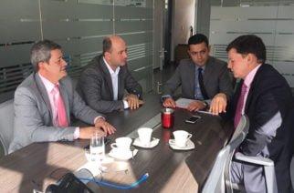 Alcalde se reunió con la Dimayor y espera respuesta para situación del estadio Jaraguay