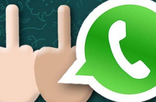 WhatsApp tiene problemas por un emoji