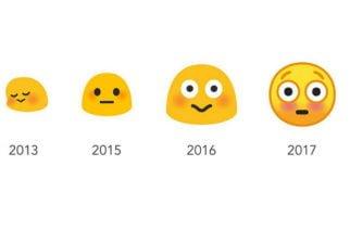 Los Emojis seguirán cambiando en el 2018