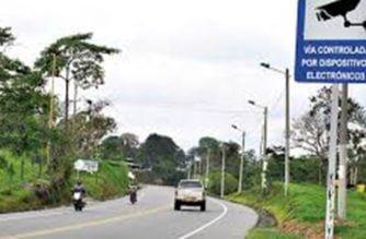 Fotomultas en el país fueron reglamentadas por el Ministerio de Transporte