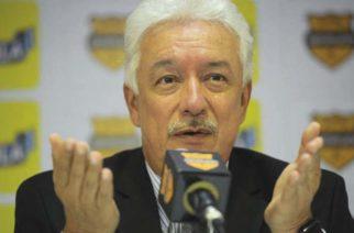 Cancelación de licencia a estadios Jaraguay y Guillermo Plazas Alcid es irreversible: Jorge Perdomo