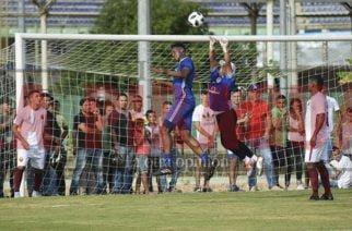 En la Villa Olímpica se vivió el partido de Las Estrellas del Fútbol Cordobés