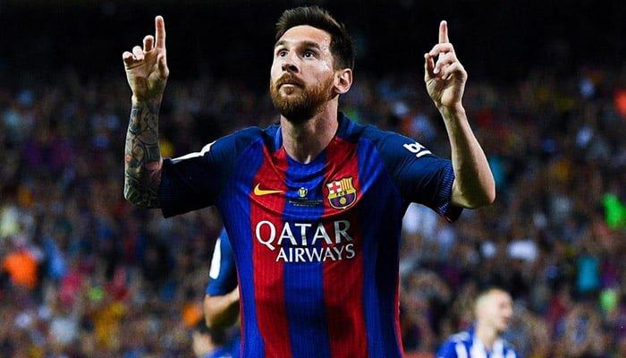 Messi vuelve a ser el futbolista mejor pagado del mundo