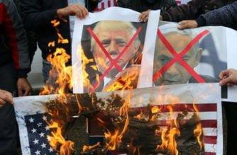 Trump abrió las puertas al infierno: grupo islamista palestino respecto a la decisión de USA sobre Jerusalén